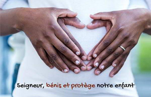 Puissante prière de protection pendant grossesse, à réciter en couple